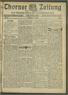 Thorner Zeitung 1907, Nr. 20