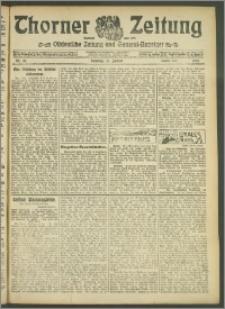Thorner Zeitung 1907, Nr. 23 Zweites Blatt