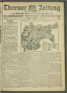 Thorner Zeitung 1907, Nr. 24