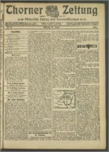 Thorner Zeitung 1907, Nr. 25