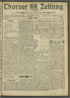 Thorner Zeitung 1907, Nr. 27