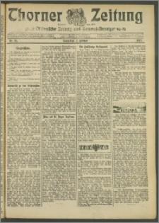 Thorner Zeitung 1907, Nr. 28