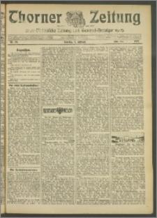 Thorner Zeitung 1907, Nr. 29