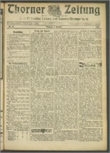 Thorner Zeitung 1907, Nr. 30