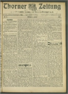 Thorner Zeitung 1907, Nr. 31