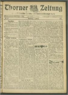 Thorner Zeitung 1907, Nr. 32