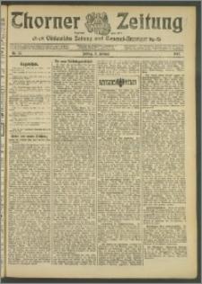 Thorner Zeitung 1907, Nr. 33