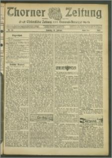 Thorner Zeitung 1907, Nr. 35 Erstes Blatt