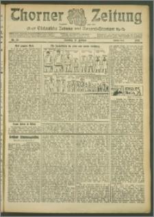 Thorner Zeitung 1907, Nr. 35 Zweites Blatt