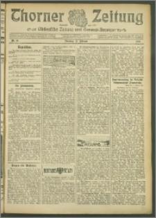 Thorner Zeitung 1907, Nr. 36