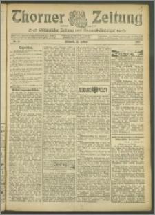 Thorner Zeitung 1907, Nr. 37