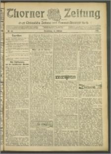 Thorner Zeitung 1907, Nr. 38
