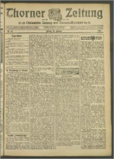 Thorner Zeitung 1907, Nr. 39