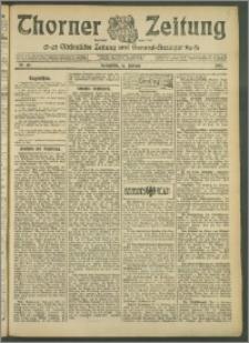Thorner Zeitung 1907, Nr. 40
