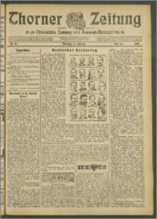 Thorner Zeitung 1907, Nr. 42 Erstes Blatt