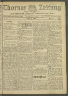 Thorner Zeitung 1907, Nr. 47 Erstes Blatt