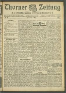Thorner Zeitung 1907, Nr. 52