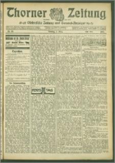 Thorner Zeitung 1907, Nr. 53 Erstes Blatt