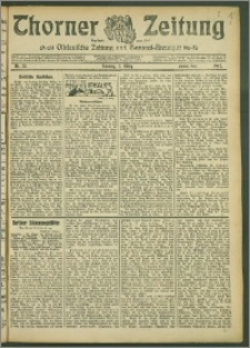 Thorner Zeitung 1907, Nr. 53 Zweites Blatt