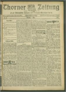 Thorner Zeitung 1907, Nr. 54