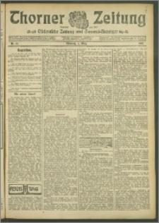 Thorner Zeitung 1907, Nr. 55