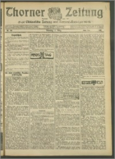 Thorner Zeitung 1907, Nr. 60 Erstes Blatt
