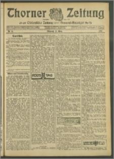 Thorner Zeitung 1907, Nr. 61