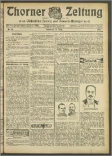 Thorner Zeitung 1907, Nr. 70