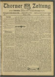 Thorner Zeitung 1907, Nr. 71 Erstes Blatt
