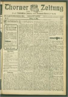Thorner Zeitung 1907, Nr. 75