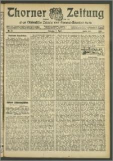 Thorner Zeitung 1907, Nr. 81 Zweites Blatt