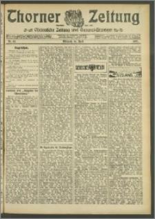 Thorner Zeitung 1907, Nr. 83