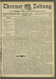 Thorner Zeitung 1907, Nr. 84
