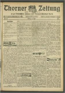 Thorner Zeitung 1907, Nr. 85