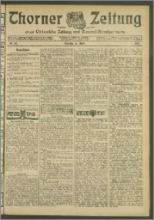 Thorner Zeitung 1907, Nr. 88