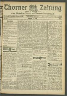 Thorner Zeitung 1907, Nr. 89
