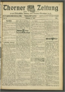 Thorner Zeitung 1907, Nr. 90