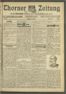 Thorner Zeitung 1907, Nr. 93 Erstes Blatt