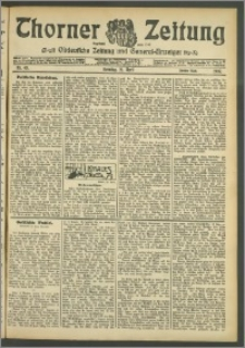Thorner Zeitung 1907, Nr. 93 Zweites Blatt