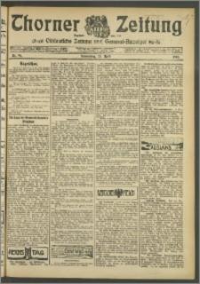 Thorner Zeitung 1907, Nr. 96