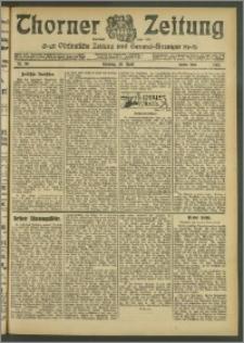 Thorner Zeitung 1907, Nr. 99 Zweites Blatt