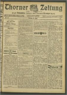 Thorner Zeitung 1907, Nr. 100