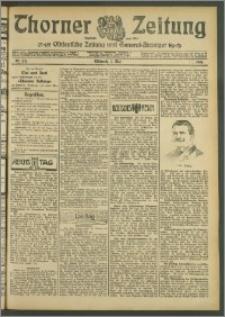 Thorner Zeitung 1907, Nr. 101