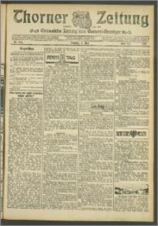 Thorner Zeitung 1907, Nr. 105 Erstes Blatt