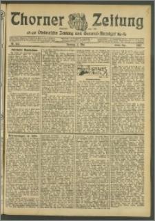 Thorner Zeitung 1907, Nr. 105 Zweites Blatt