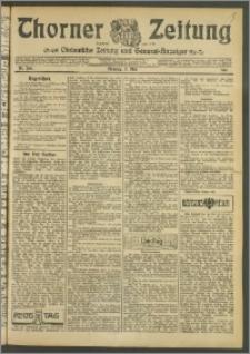 Thorner Zeitung 1907, Nr. 106
