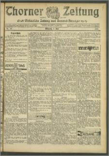 Thorner Zeitung 1907, Nr. 107