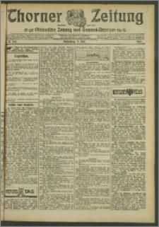 Thorner Zeitung 1907, Nr. 108