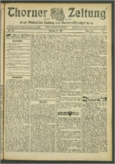 Thorner Zeitung 1907, Nr. 116 Erstes Blatt