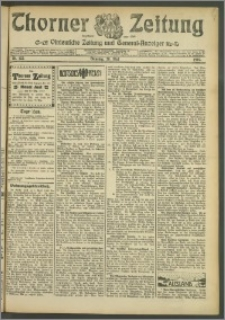 Thorner Zeitung 1907, Nr. 122